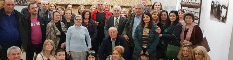 EΠΙΣΚΕΨΗ ΣΤΟ ΜΟΥΣΕΙΟ ΣΑΡΑΚΑΤΣΑΝΩΝ ΣΤΙΣ ΣΕΡΡΕΣ
